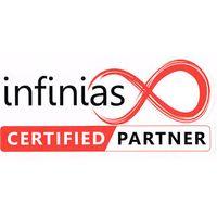 infinias logo