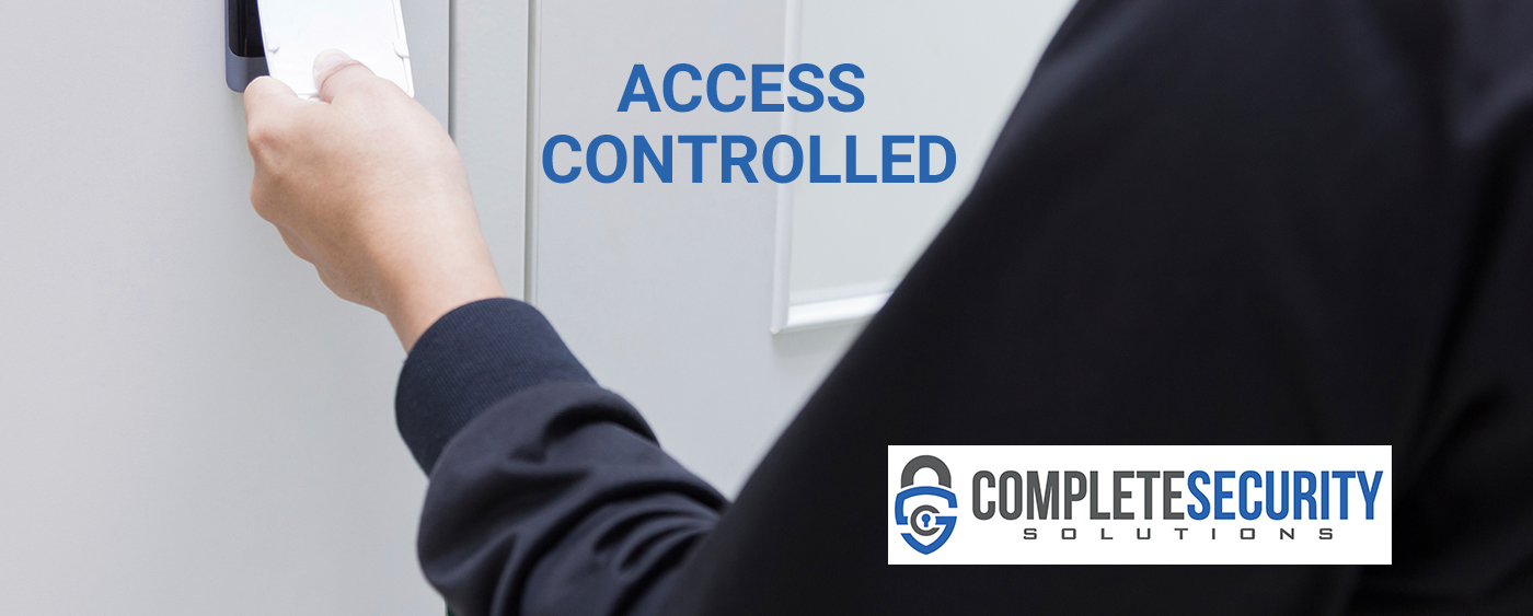 access controlled