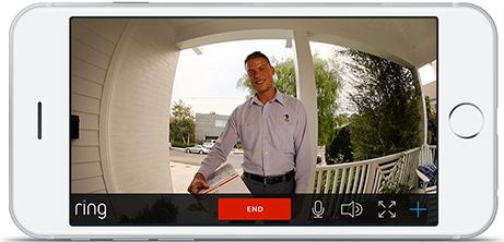 doorbell camera